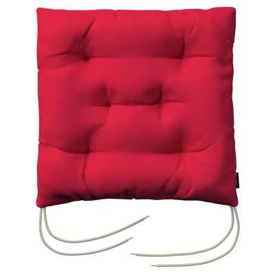 Siedzisko Jacek na krzesło 136-19 czerwony Kolekcja Christmas