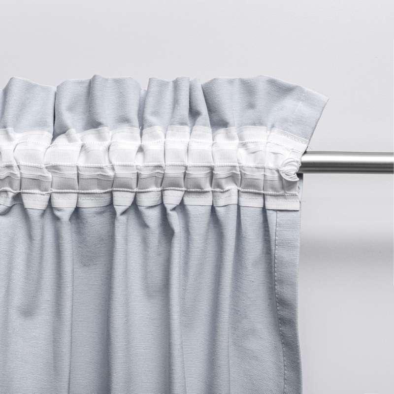 Záves s navliekacou riasiacou páskou V kolekcii Loneta, tkanina: 133-35