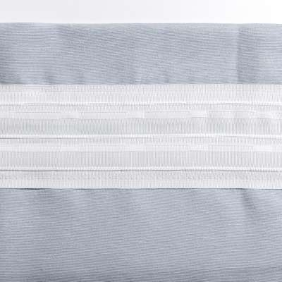 Zasłona na kanale z grzywką 1 szt. w kolekcji Wyprzedaż do -50%, tkanina: 137-74