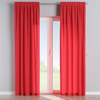 Slot and frill curtains in collection Jupiter, fabric: 127-14