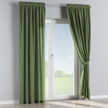 Slot and frill curtains 130 x 260 cm (51 x 102 inch) in collection Jupiter, fabric: 127-52