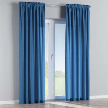 Slot and frill curtains 130 x 260 cm (51 x 102 inch) in collection Jupiter, fabric: 127-61