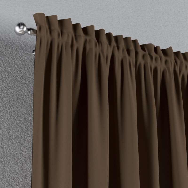 Gardin med løbegang - multibånd 1 stk. fra kollektionen Cotton Panama, Stof: 702-02