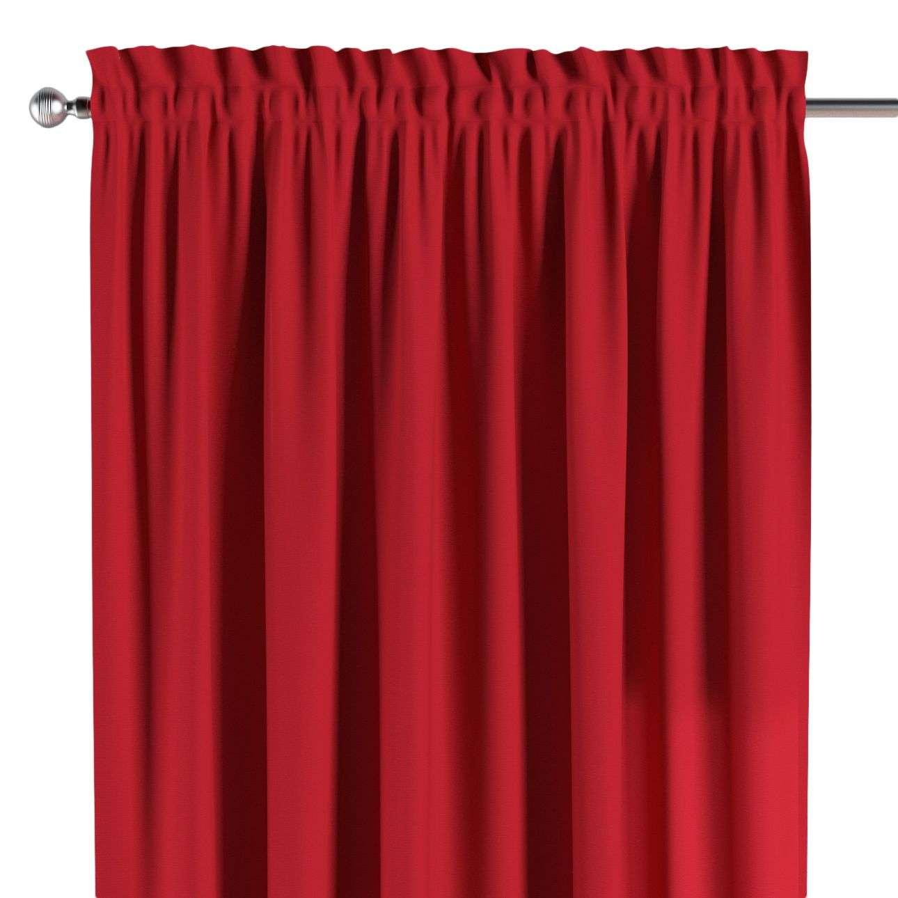Bujtatós függöny rüssel a kollekcióból Cotton Panama Bútorszövet, Dekoranyag: 702-04