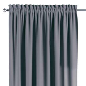 Slot and frill curtains in collection Panama Cotton, fabric: 702-07