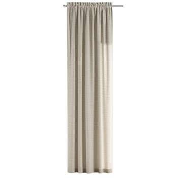 Bujtatós függöny rüssel a kollekcióból Leinen Lakástextil, Dekoranyag: 392-05