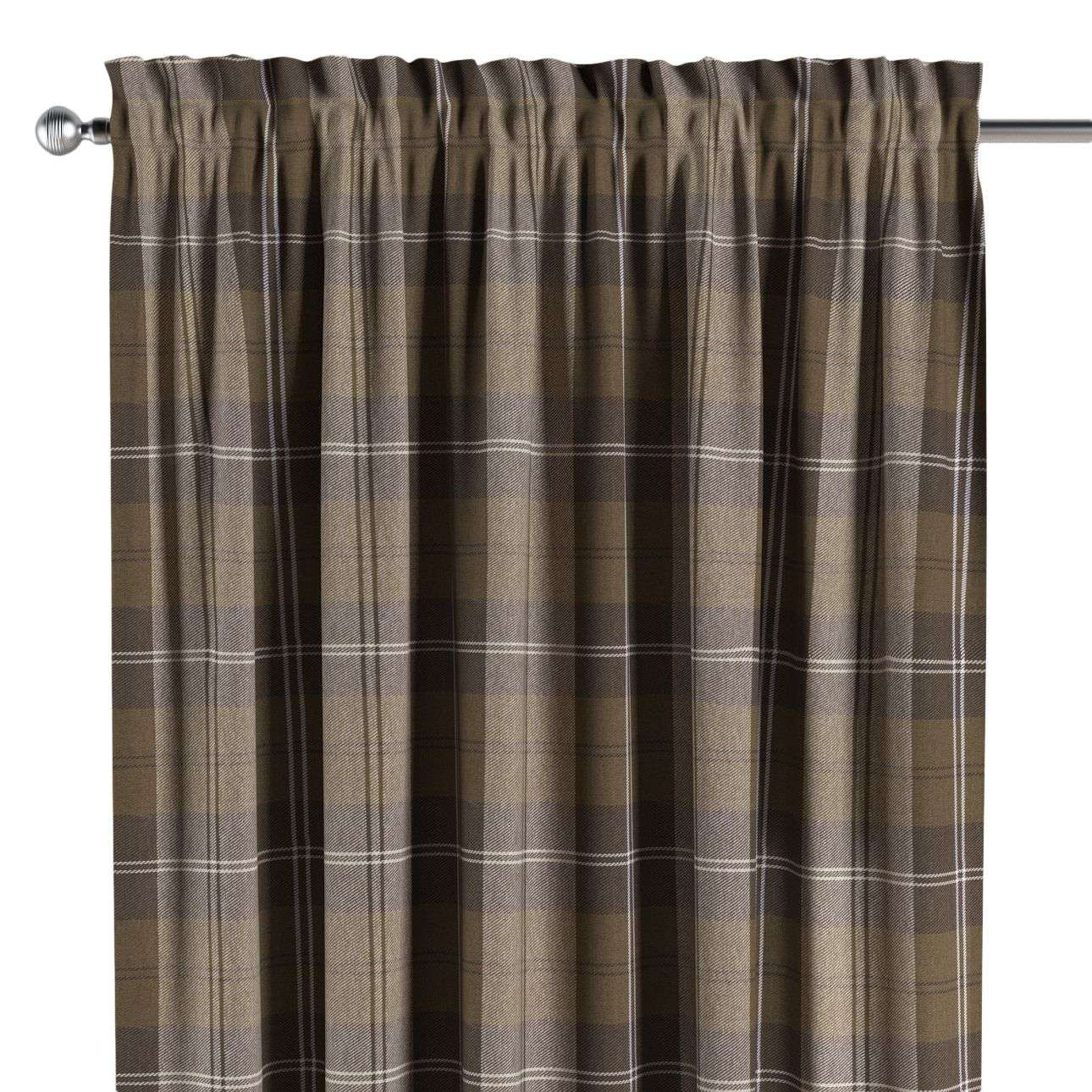 Slot and frill curtains 130 × 260 cm (51 × 102 inch) in collection Edinburgh, fabric: 115-76