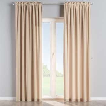 Slot and frill curtains in collection Edinburgh, fabric: 115-78