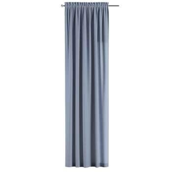 Gardin med kanal - Multiband 1 längd i kollektionen Chenille, Tyg: 702-13