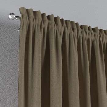 Gardin med kanal - Multiband 1 längd i kollektionen Chenille, Tyg: 702-21