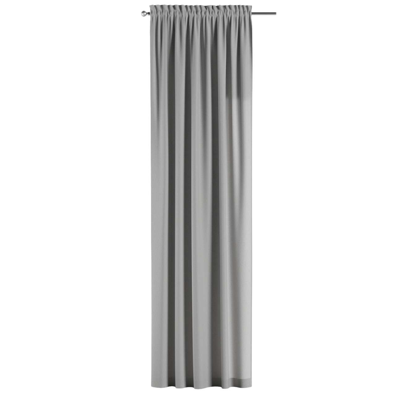 Gardin med kanal - Multiband 1 längd i kollektionen Chenille, Tyg: 702-23