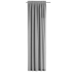 Gardin med løbegang  130 x 260 cm fra kollektionen Chenille, Stof: 702-23