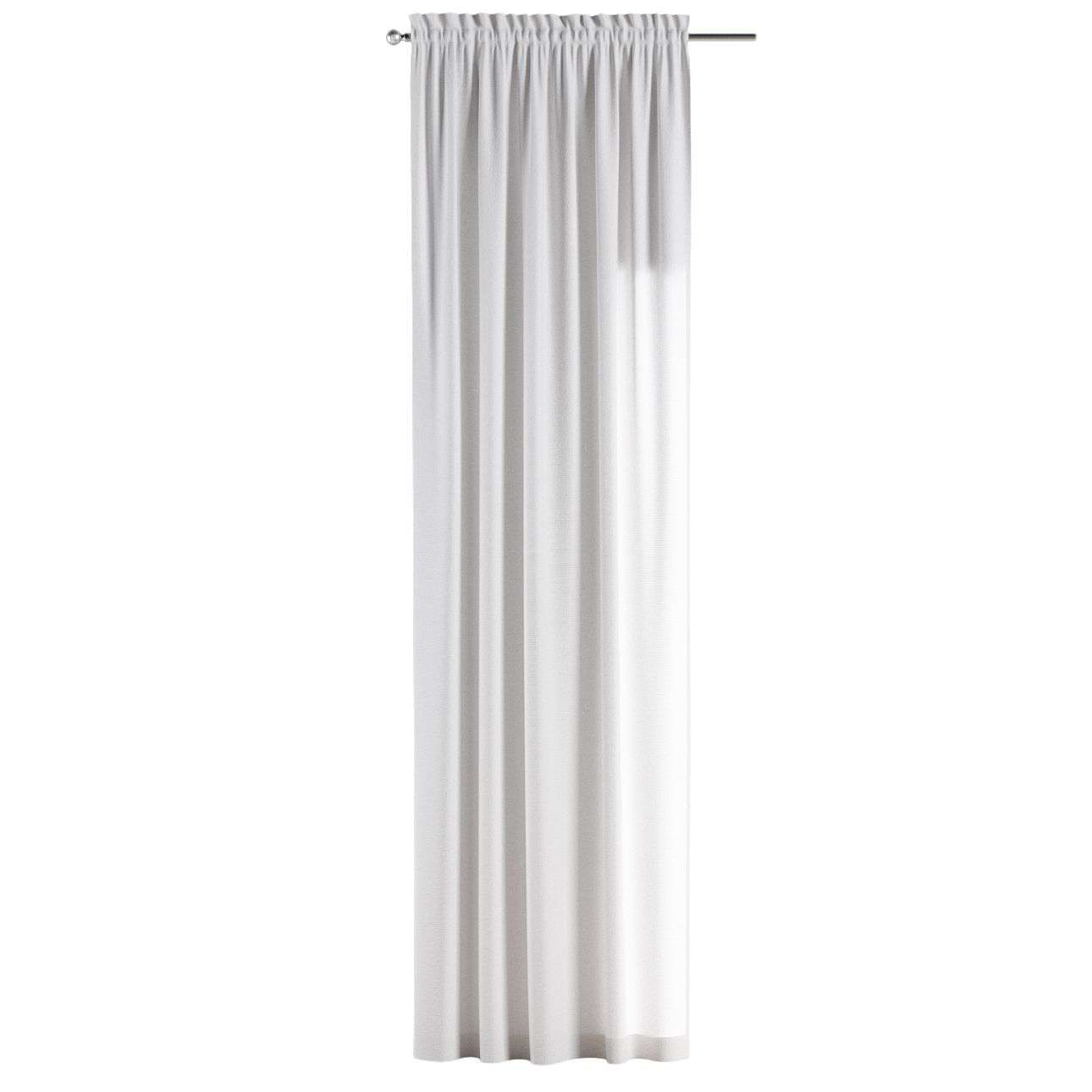Slot and frill curtains in collection Loneta , fabric: 133-02
