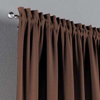 Gardin med kanal - Multiband 1 längd i kollektionen Loneta, Tyg: 133-09