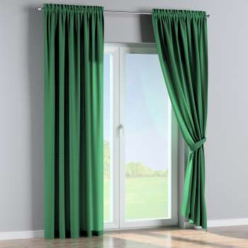 Slot and frill curtains 130 × 260 cm (51 × 102 inch) in collection Loneta , fabric: 133-18