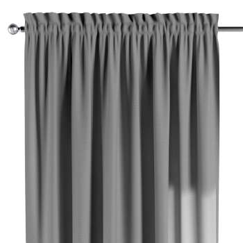 Slot and frill curtains 130 x 260 cm (51 x 102 inch) in collection Loneta , fabric: 133-24
