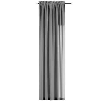 Gardin med løpegang - multibånd 1 stk. 130 × 260 cm fra kolleksjonen Loneta, Stoffets bredde: 133-24