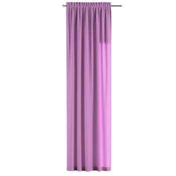 Slot and frill curtains in collection Loneta , fabric: 133-38