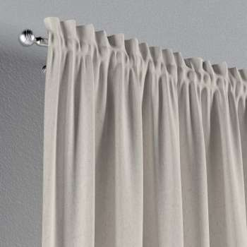 Slot and frill curtains in collection Loneta , fabric: 133-65