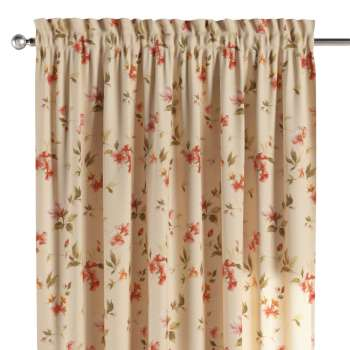 Slot and frill curtains in collection Londres, fabric: 124-05