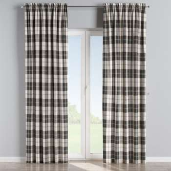 Slot and frill curtains in collection Edinburgh, fabric: 115-74