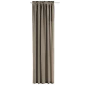 Gardin med kanal 1 längd 130 x 260 cm i kollektionen Panama Cotton , Tyg: 702-28