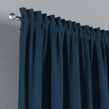 Záves s navliekacou riasiacou páskou 130 x 260 cm V kolekcii Cotton Panama, tkanina: 702-30