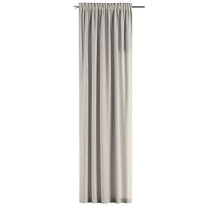 Gardin med løbegang  130 x 260 cm fra kollektionen Cotton Panama, Stof: 702-31