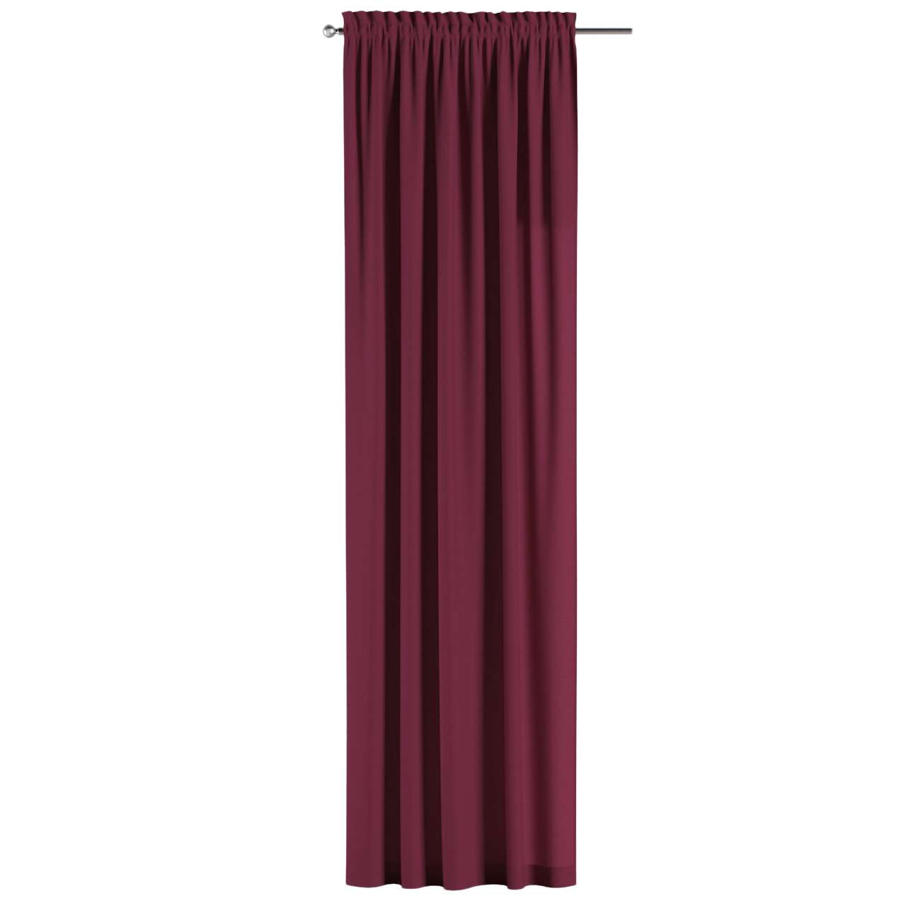 Slot and frill curtains in collection Panama Cotton, fabric: 702-32