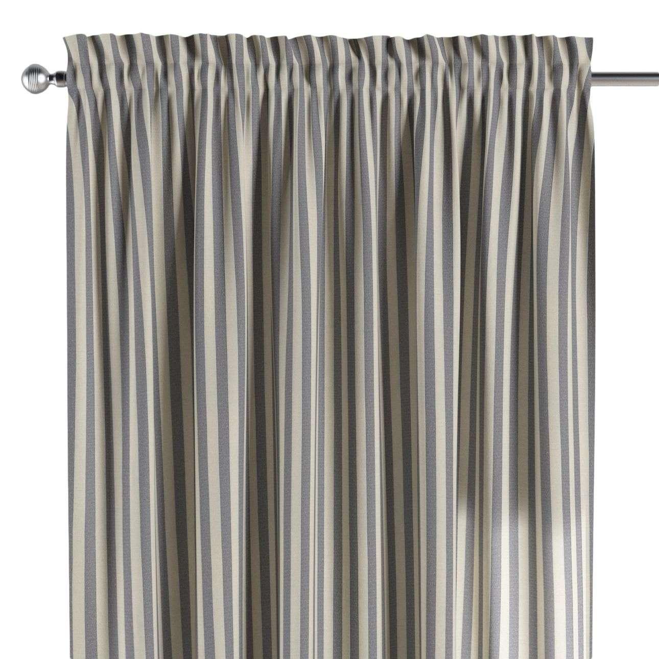 Bujtatós függöny rüssel a kollekcióból Quadro Lakástextil, Dekoranyag: 136-02