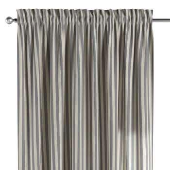 Gardin med løpegang - multibånd 1 stk. 130 × 260 cm fra kolleksjonen Quadro, Stoffets bredde: 136-02