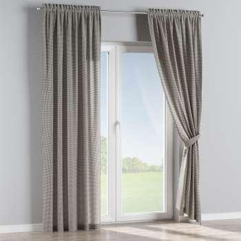Bujtatós függöny rüssel a kollekcióból Quadro Lakástextil, Dekoranyag: 136-10