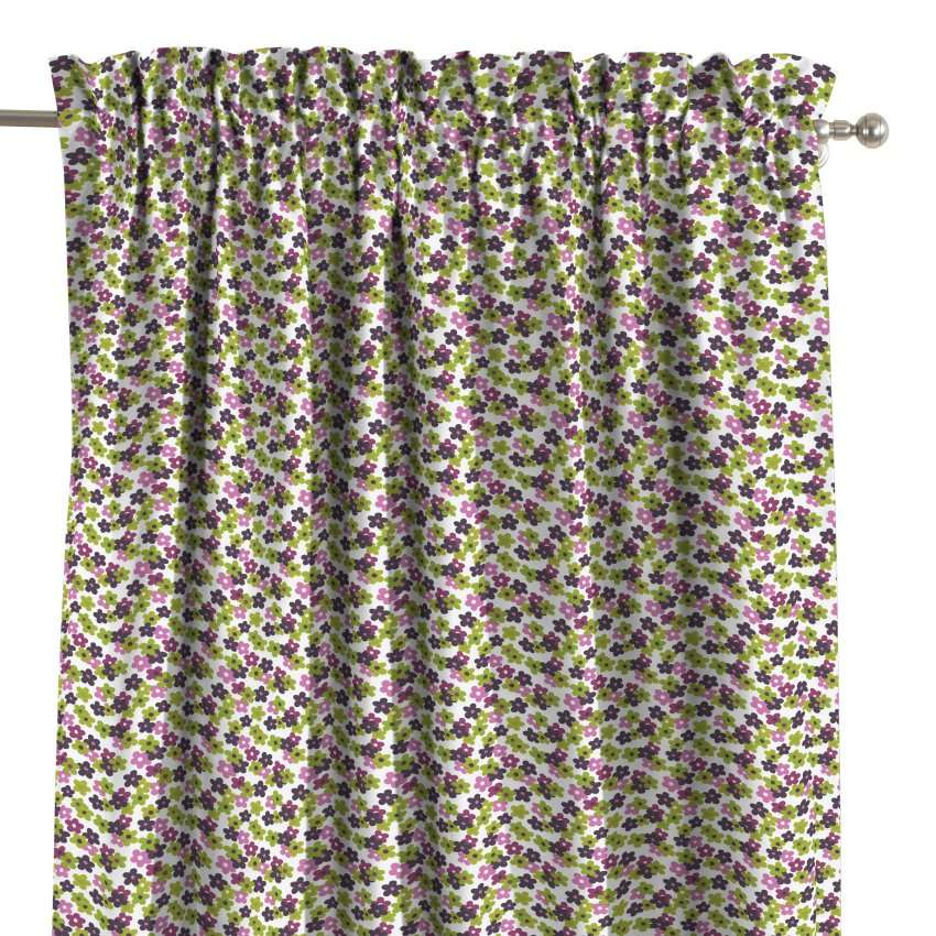 Slot and frill curtains in collection SALE, fabric: 137-55