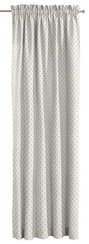 Slot and frill curtains in collection Ashley, fabric: 137-65