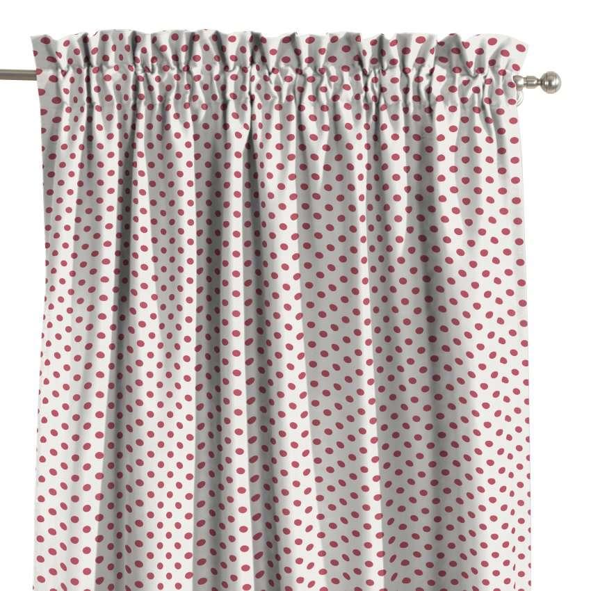 Bujtatós függöny rüssel a kollekcióból Ashley Lakástextil, Dekoranyag: 137-70
