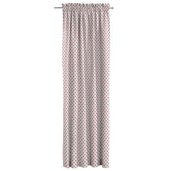 Gardin med løbegang - multibånd 130 x 260 cm fra kollektionen Ashley, Stof: 137-70