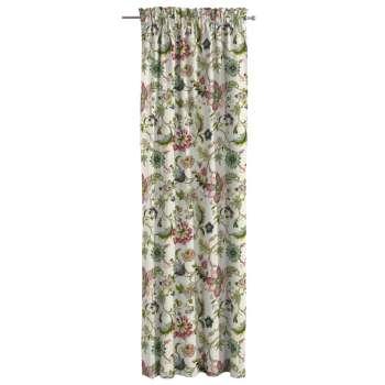 Záves s dekoračným tunelíkom 130 x 260 cm V kolekcii Londres, tkanina: 122-00