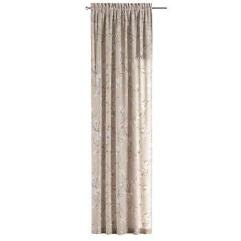Gardin med kanal - Multiband 1 längd i kollektionen Flowers, Tyg: 311-12