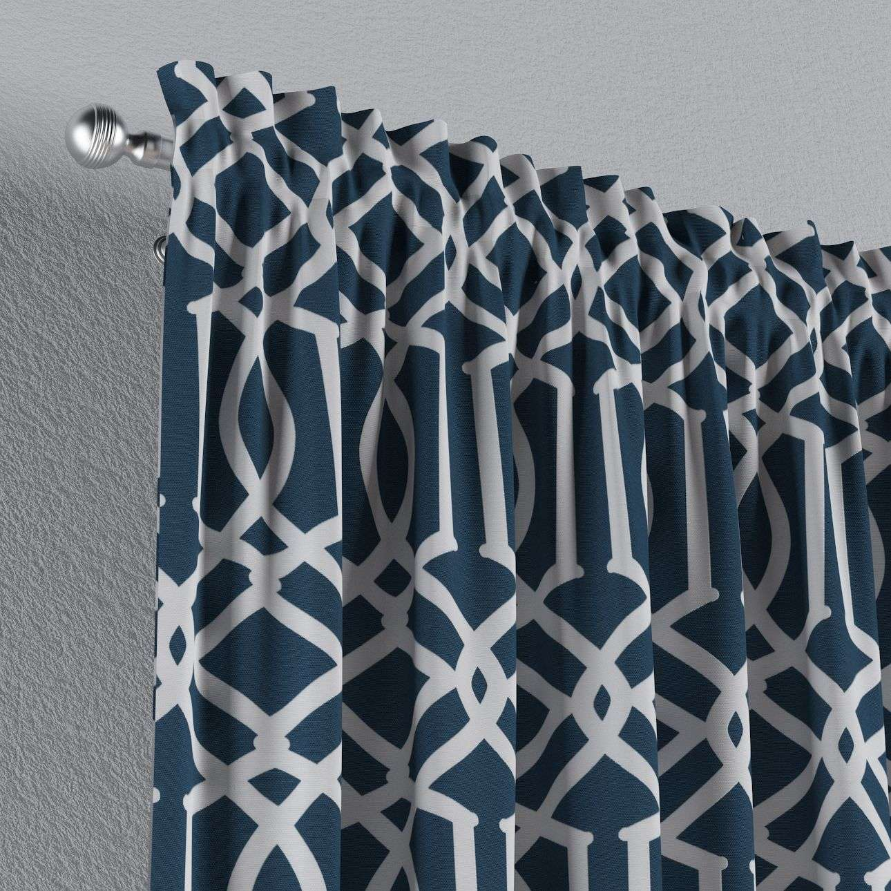 Bujtatós függöny rüssel a kollekcióból Comics Lakástextil, Dekoranyag: 135-10