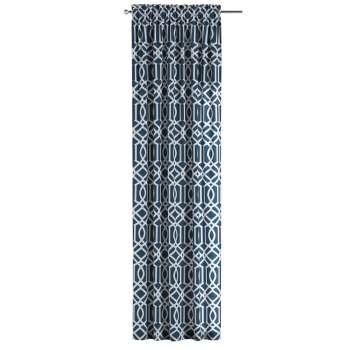 Zasłona na kanale z grzywką 1 szt. 1szt 130x260 cm w kolekcji Comics, tkanina: 135-10