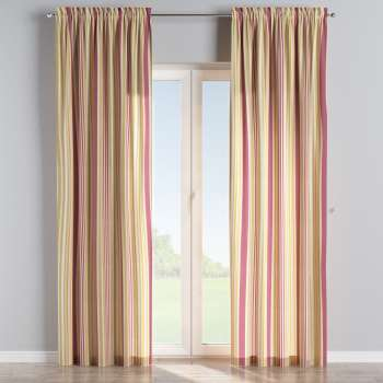 Slot and frill curtains in collection Londres, fabric: 122-09