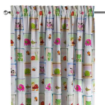 Bujtatós függöny rüssel a kollekcióból Apanona Lakástextil, Dekoranyag: 151-04