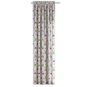 Závěs na tunýlku s volánkem 130 x 260 cm v kolekci Apanona, látka: 151-04