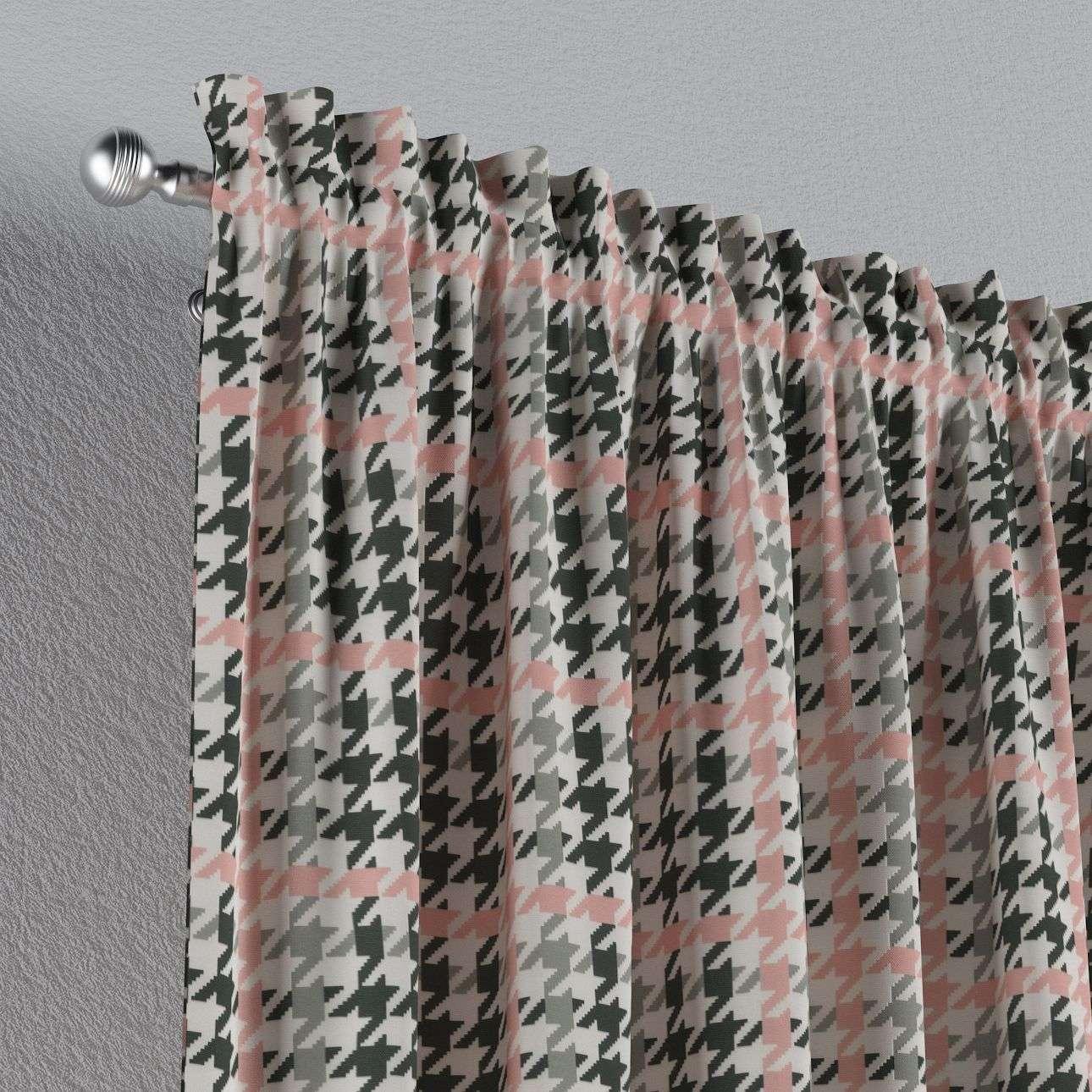 Gardin med løbegang - multibånd 1 stk. fra kollektionen Brooklyn, Stof: 137-75