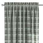 Zasłona na kanale z grzywką 1 szt. 1szt 130x260 cm w kolekcji Brooklyn, tkanina: 137-77