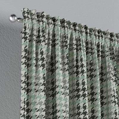 Zasłona na kanale z grzywką 1 szt. w kolekcji do -50%, tkanina: 137-77
