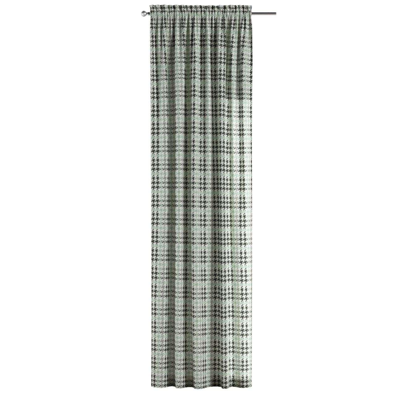 Gardin med kanal - Multiband 1 längd i kollektionen Brooklyn, Tyg: 137-77