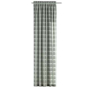 Slot and frill curtains in collection Brooklyn, fabric: 137-77
