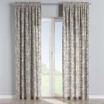 Slot and frill curtains 130 x 260 cm (51 x 102 inch) in collection Brooklyn, fabric: 137-80