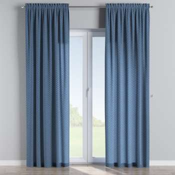 Slot and frill curtains in collection Brooklyn, fabric: 137-88